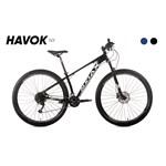 BICICLETA AUDAX HAVOK NX 2021 - PRETO - TAMANHO 19
