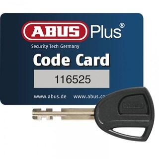 CADEADO ABUS 470/150 USH GRANIT PLUS 470 C/2 CHAVES (TIPO U-LOCK)