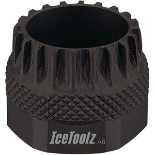 CHAVE CENTRAL SHIMANO/ISIS ICE TOOLZ SELADO