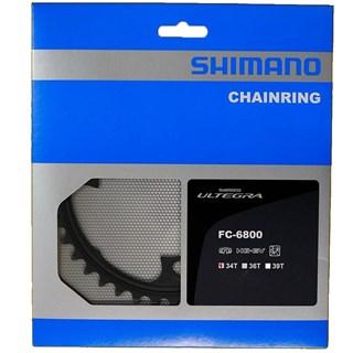 COROA 34D/110MM/4F SHIMANO ULTEGRA 6800 11V PRETO