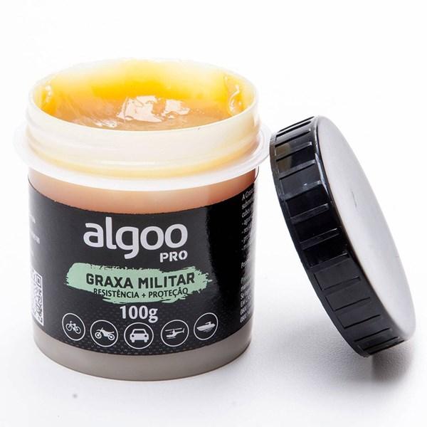 GRAXA MILITAR ALGOO POWERSPORTS PRO 100G